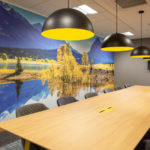 Alberta Meeting Room within Neon Office Space Newcastle