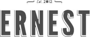 Ernest Logo q card offer