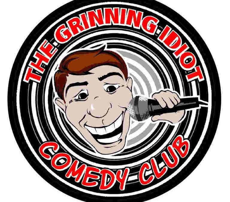 Grinning idiot logo