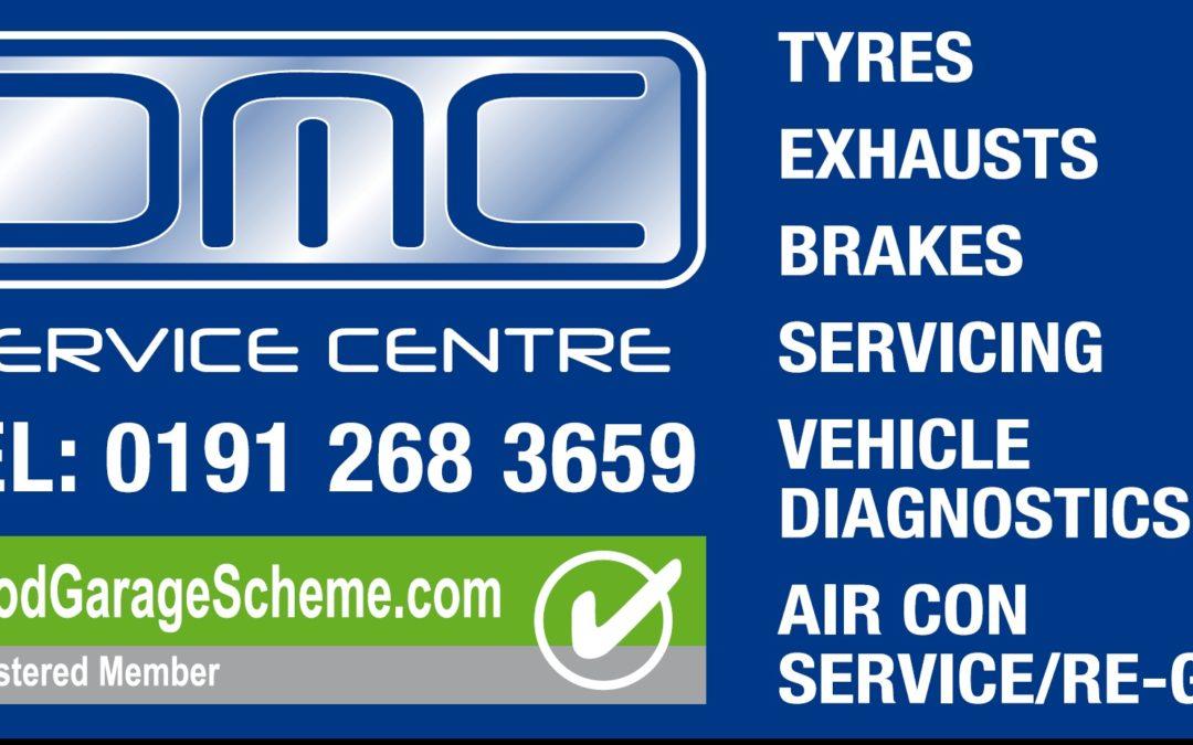 dmc service centre q card offer