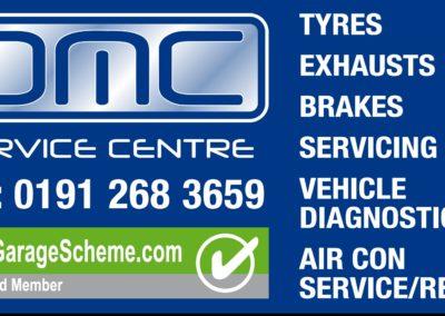 DMC Service Centre