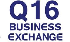 Q16 Business Exchange Logo