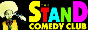 Stand comedy club logo