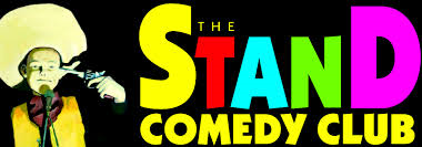 Stand comedy club logo