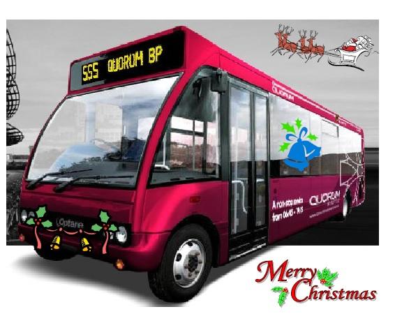 Festive Public Transport