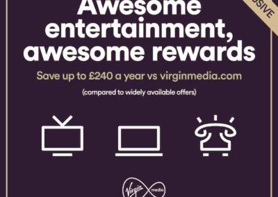 Virgin Media TV Bundle