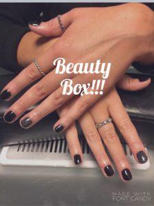 Beauty box q card offer