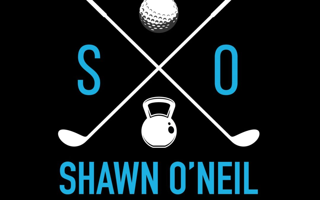 Shawn o'neil golf fitness q card logo