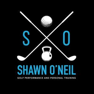 Shawn o'neil golf fitness q card logo