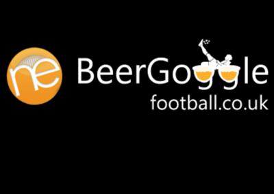 NE Beer Goggle Football