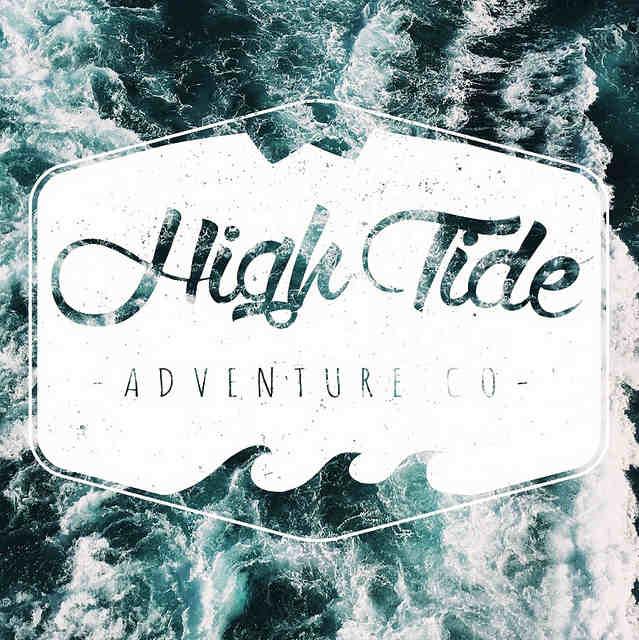 High Tide adventures Logo