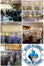 Blue Flames room hire qcard offer