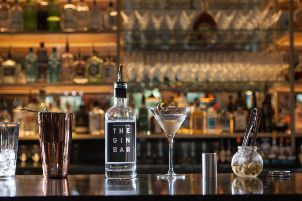 The Gin Bar q card offer
