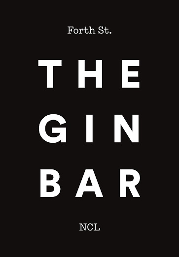 The Gin Bar- Gin School