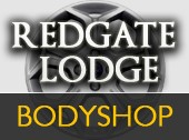 redgate Body Shop logo