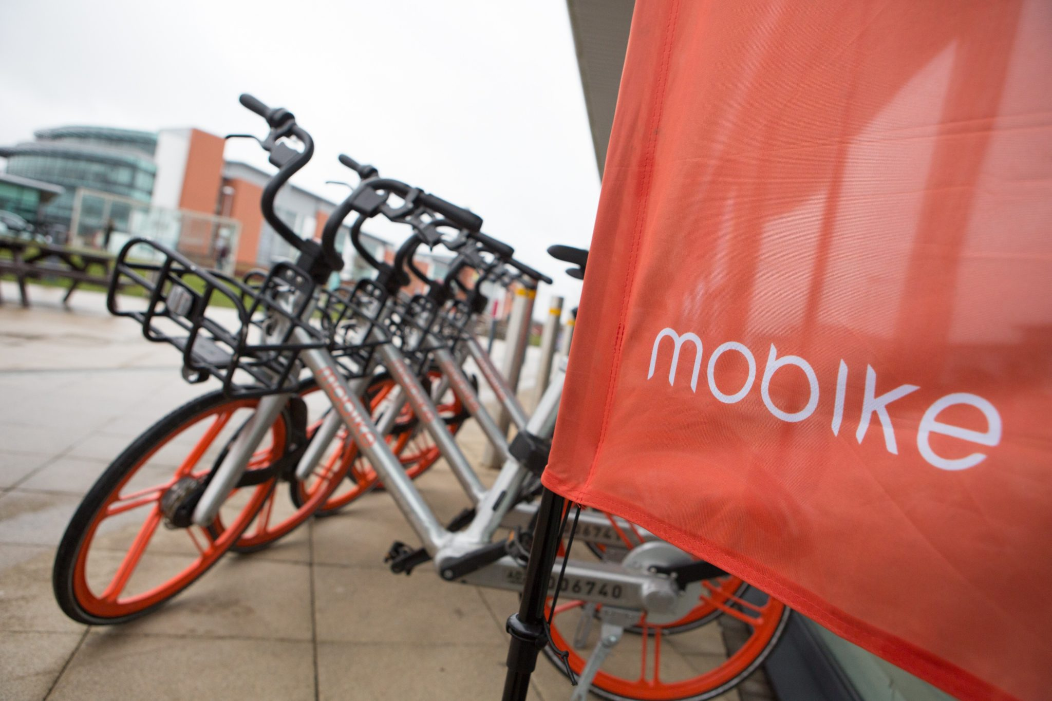 Mo Bikes at Quorum Retail
