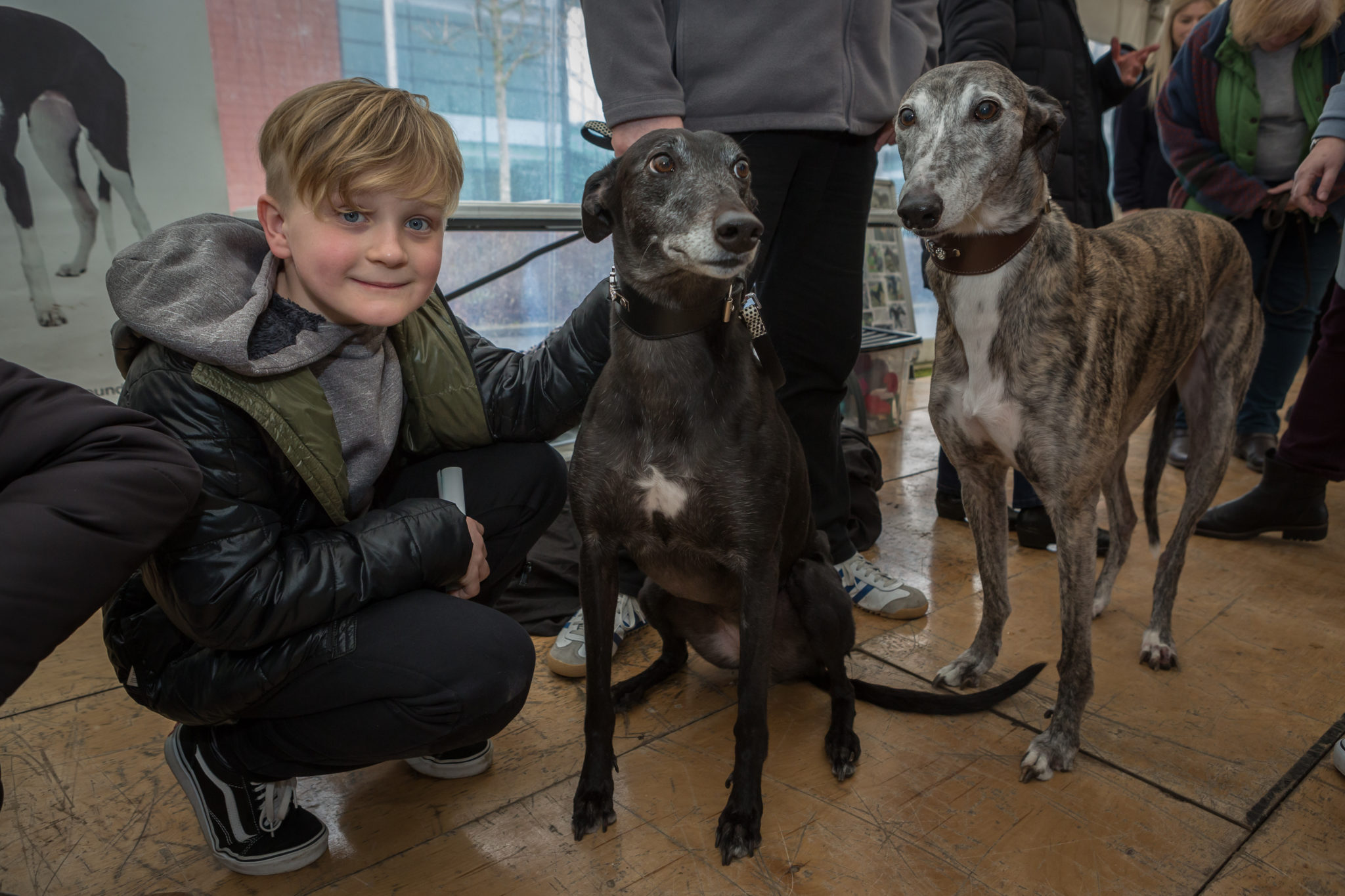 Animal Antics event at Quorum Business Park in Newcastle as part of National Pet Day Picture taken by: DAVID WOOD