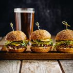 shark club burgers q card offer