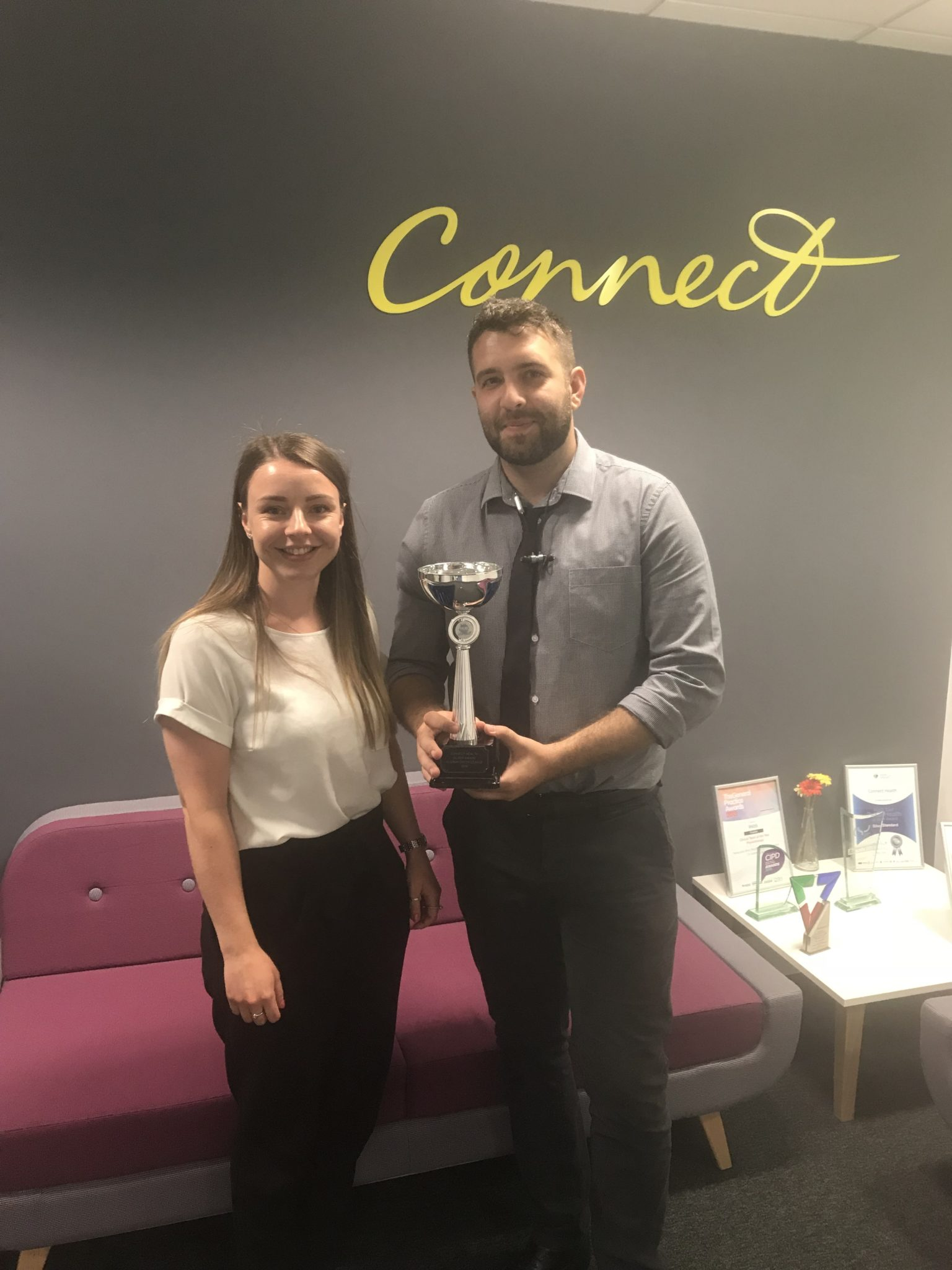 Connect win Silver at Sustainability Awards