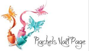 Rachels Nail logo