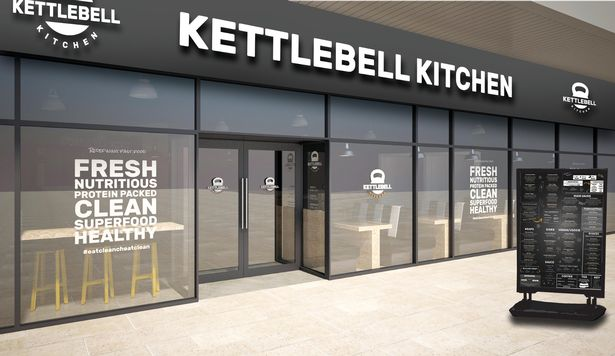 Kettlebell Kitchen External Shot