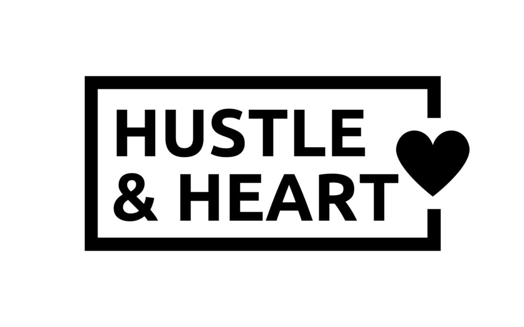 Hustle and Heart Logo