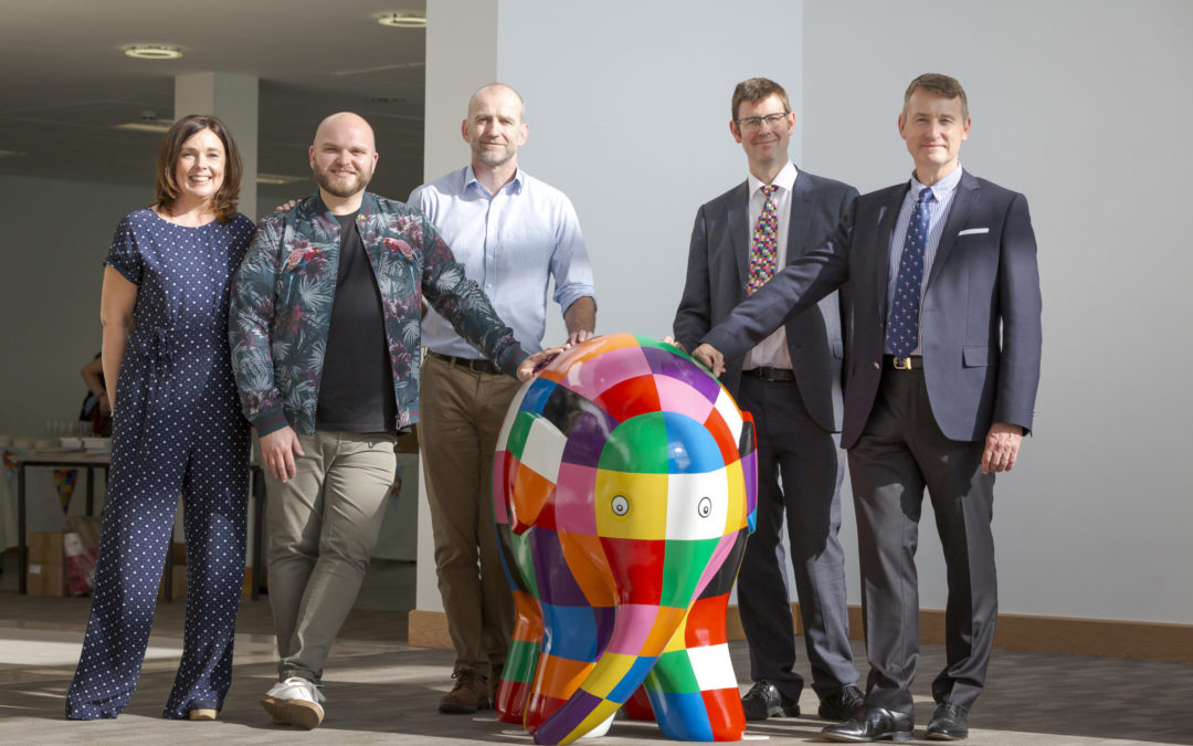 Elmer Parade Launch at Q12 Building Quorum Business Park