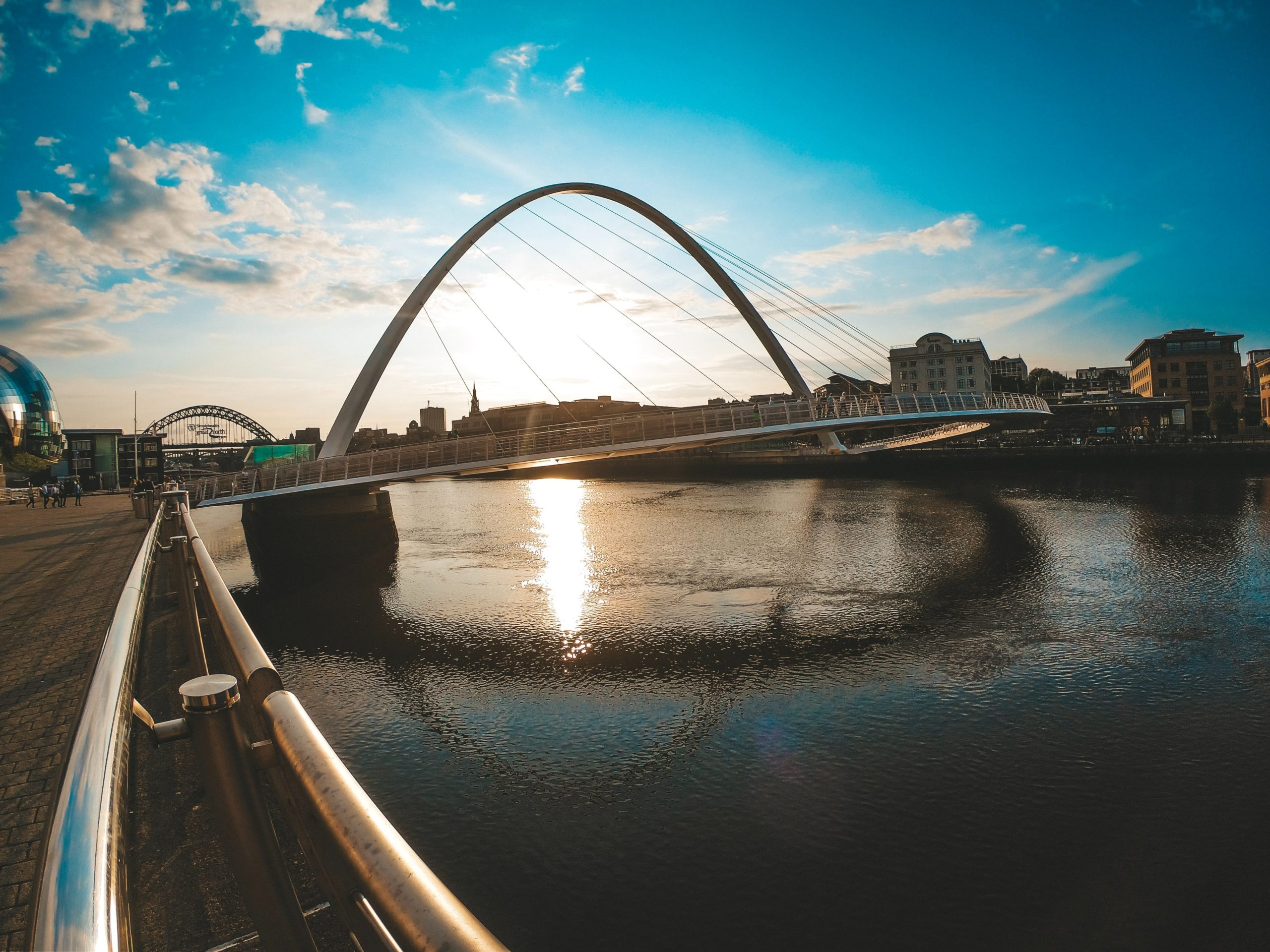 Living and Working in Newcastle