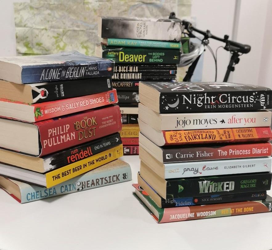 Book Swap Books