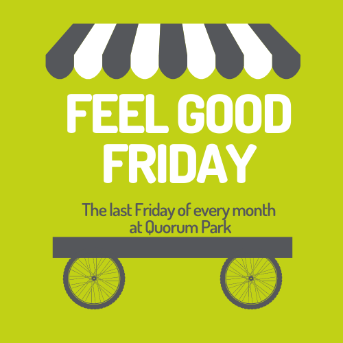 Feel good Friday Logo