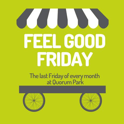 Feel good Friday Logo