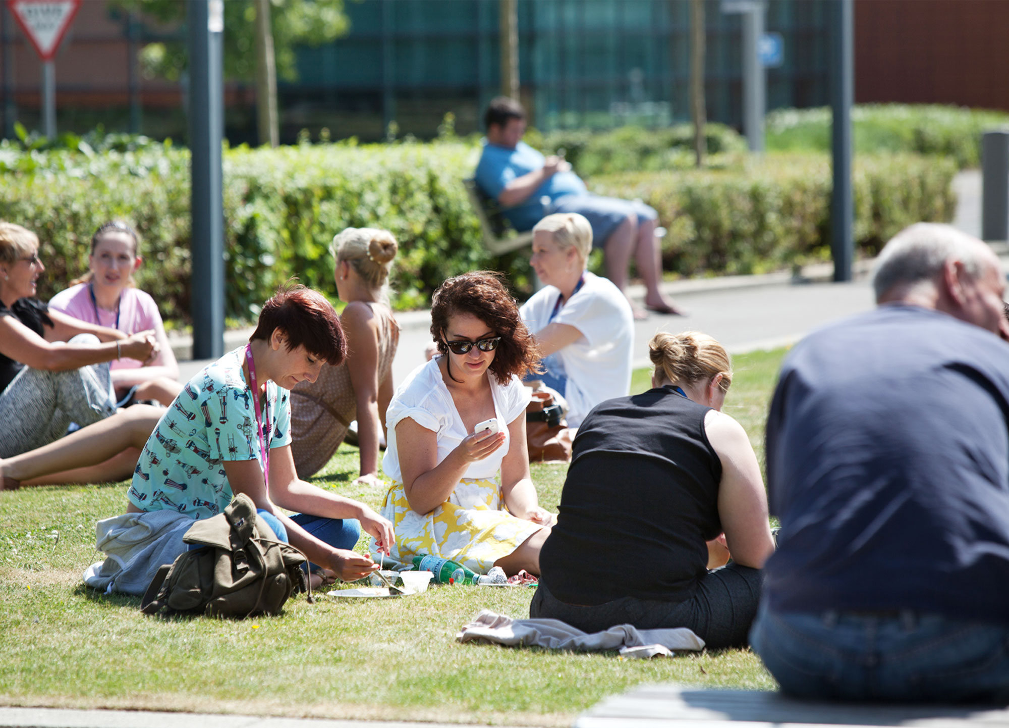 Supporting the mental health of our Quorum Park community