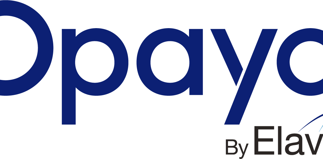 Opayo by Elavon Logo