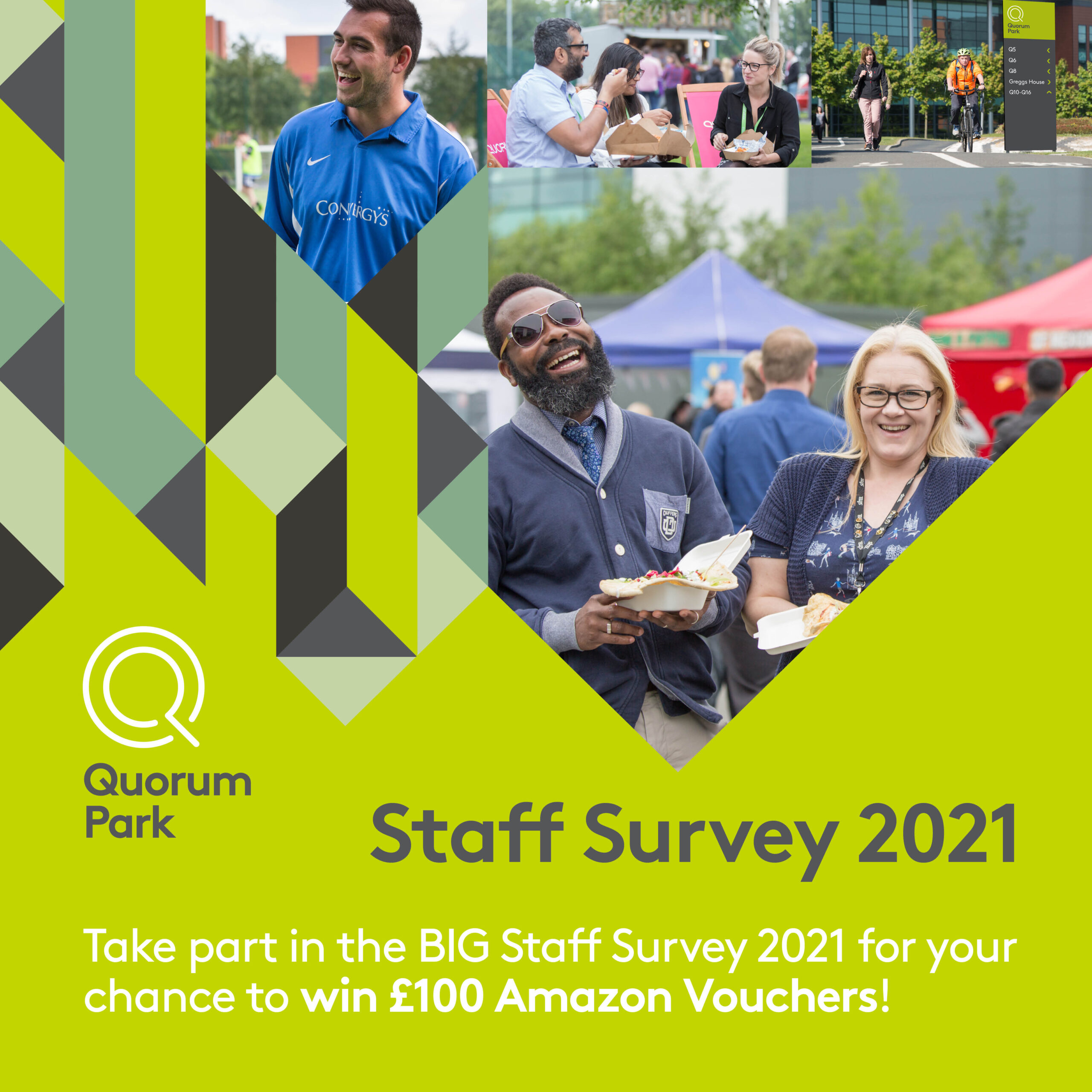 The Hub launch The Big Staff Survey 2021