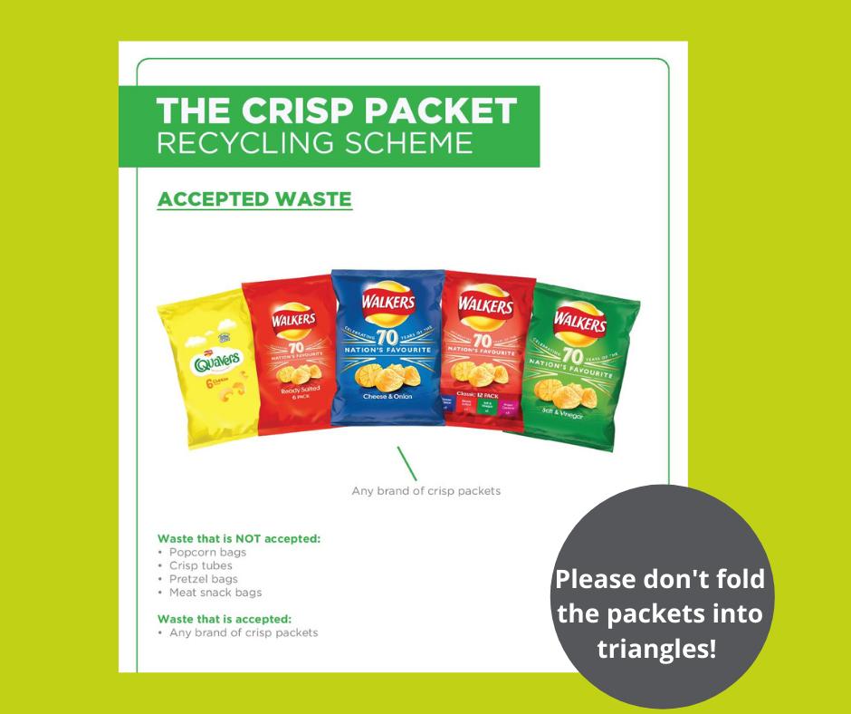 Crisp Recycle
