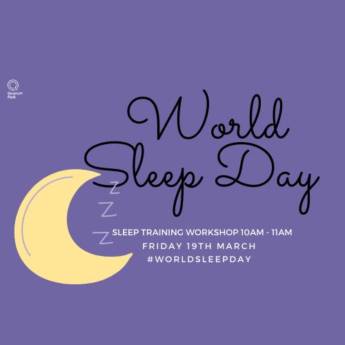 Sleep Training Workshop