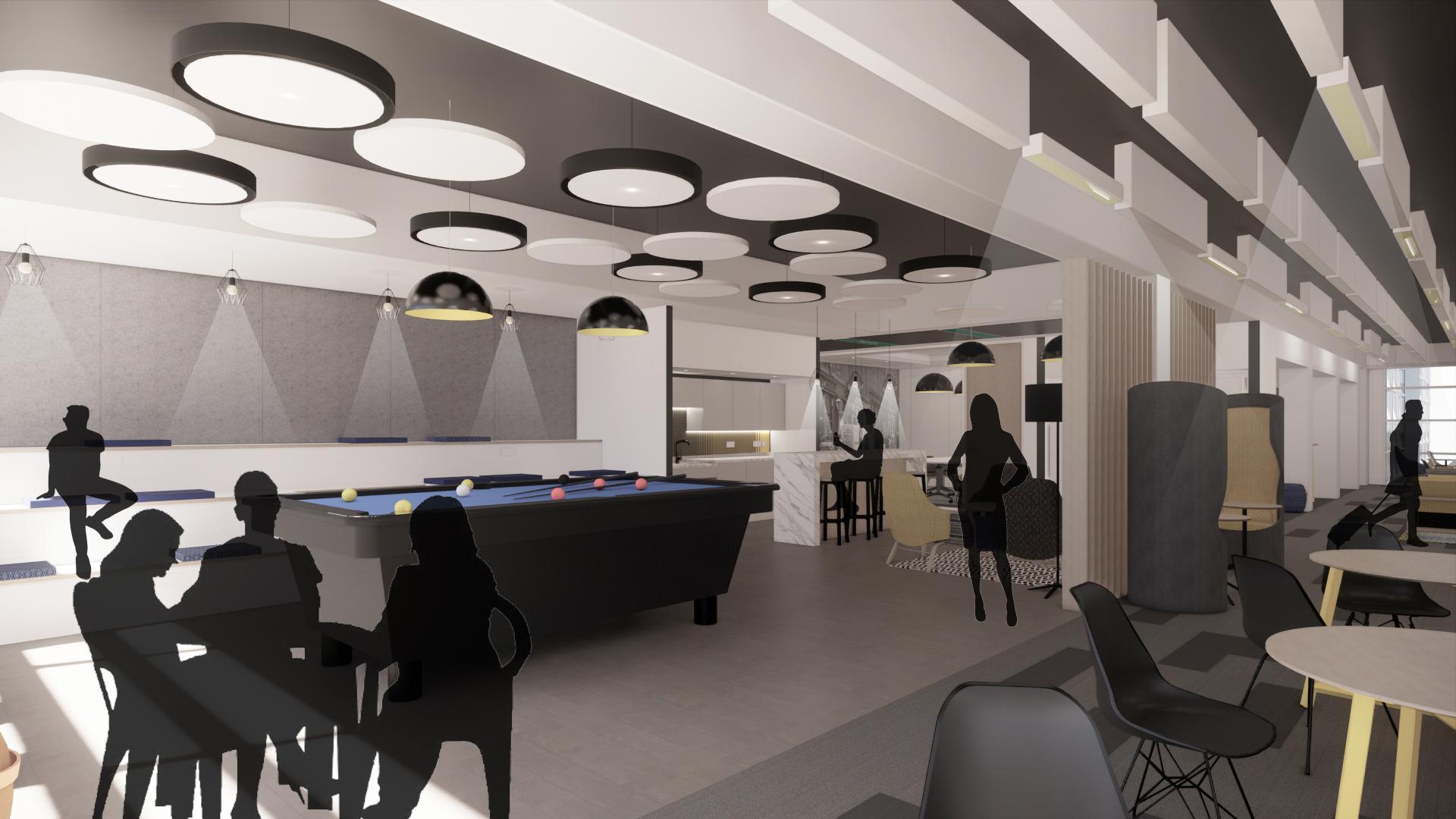 Six-figure revamp for Quorum office building