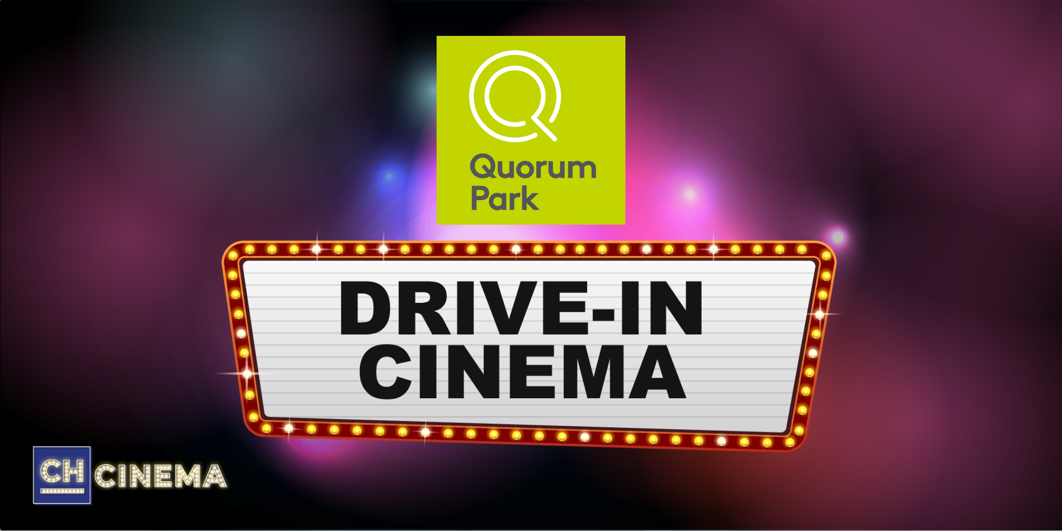 /quorum Cinema Logo Landscape