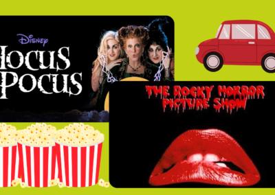 Quorum Drive In Cinema:  Halloween Event