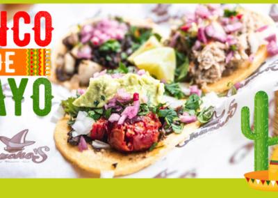 Cinco de Mayo with Chuchos Tacos
