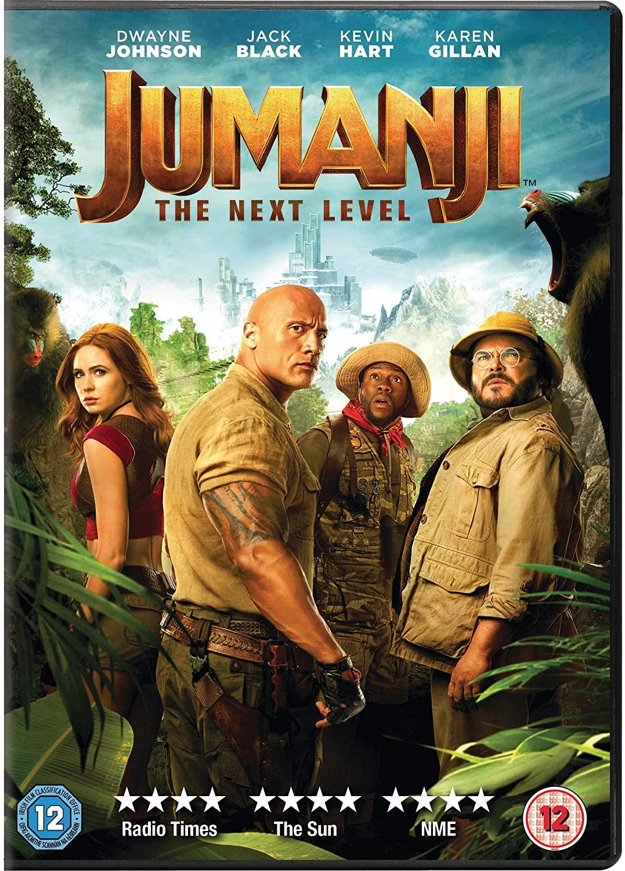 Jumanji Next Level