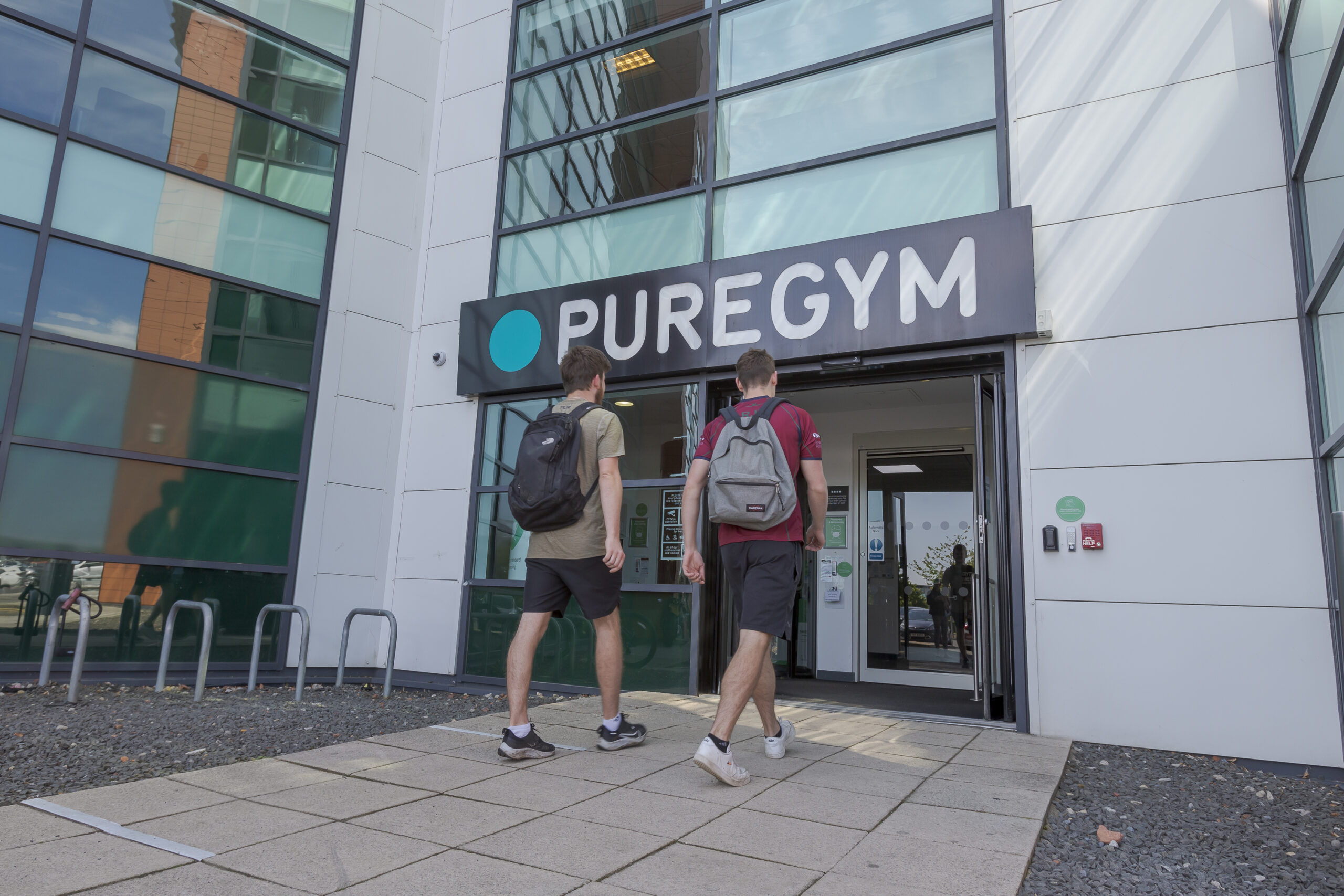 Work out at work with PureGym at Quorum Park
