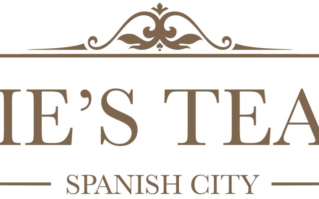 Valerie's tearoom logo