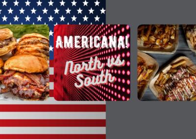 Americana – North vs South