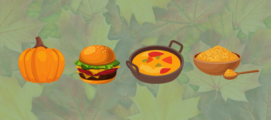 Autumn Event Header