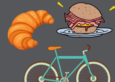 Bikers Breakfast