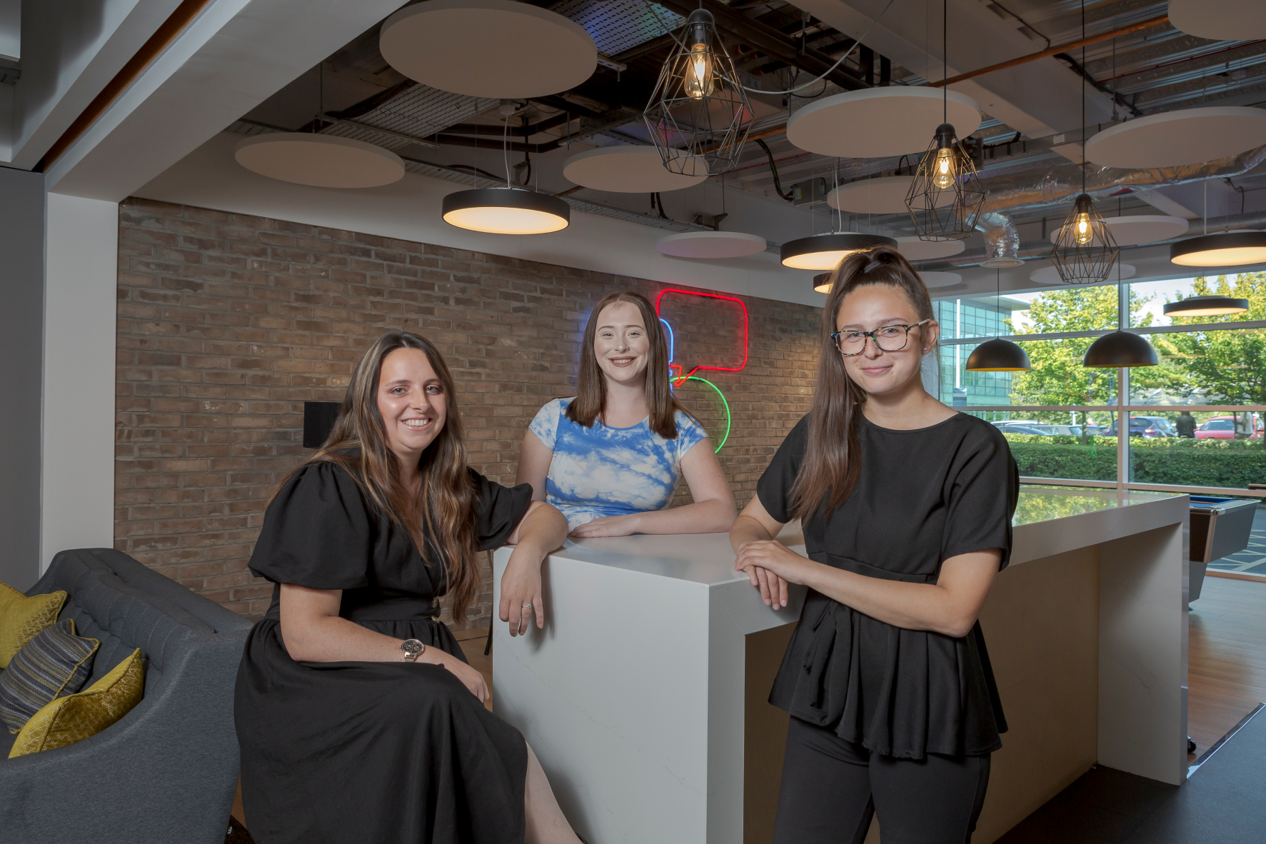 Sales promotion specialists sold on Quorum Park